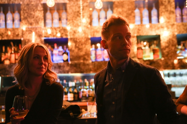 Mary Faber and Barrett Foa are ready to go.