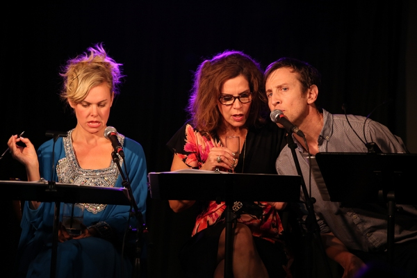 Laura Bell Bundy, Lori Alan and Jack Plotnick make sense where there is only nonsense.