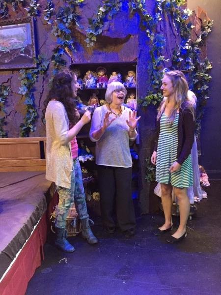 Jennifer T. Grubb, Polly Pen and Stephanie Stockstill Photo