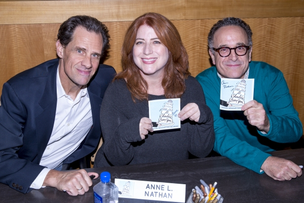 Photo Coverage: IT SHOULDA BEEN YOU Cast Reunites to Celebrate Album Release!