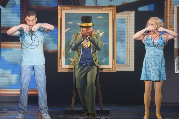Cast of Stephen Schwartz''s MAGIC TO DO