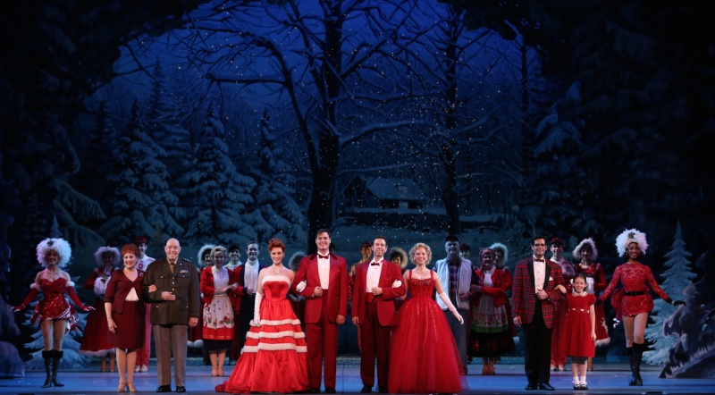 Photo Flash: First Look at New National Tour of Irving Berlin's WHITE CHRISTMAS