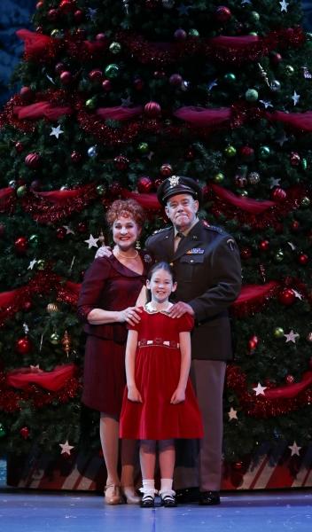 Pamela Myers, Ava DellaPietra and Conrad John Schuck