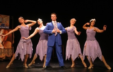 Photo Flash: First Look at Nicolas Dromard, Elizabeth Broadhurst, Nic Thompson and More in OH, KAY!, Opening Tonight!