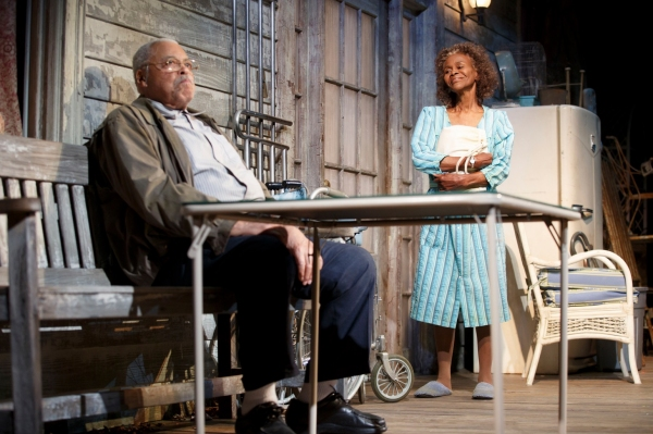 Cicely Tyson & James Earl Jones
