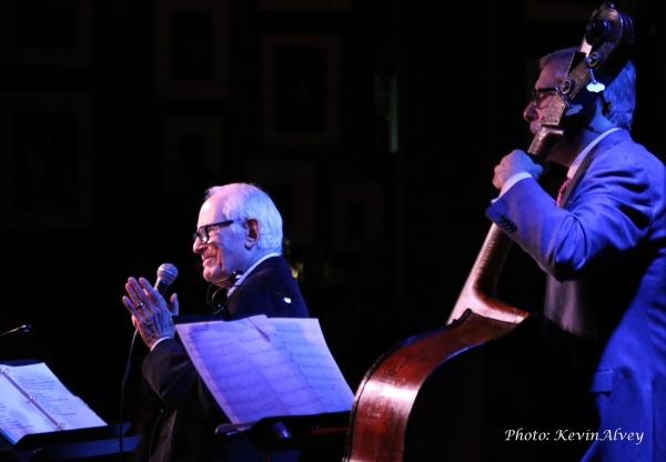 Alan Bergman and David Finck