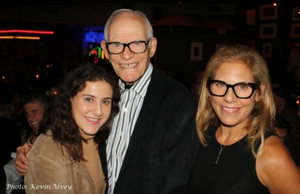 Alan Bergman, Emily Sender and Julie Bergman