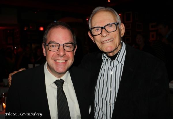 Bill Charlap and Alan Bergman