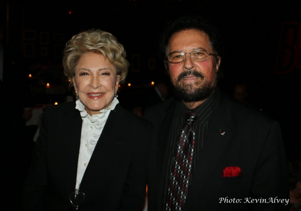 Ginny Mancini and Mike Renzi