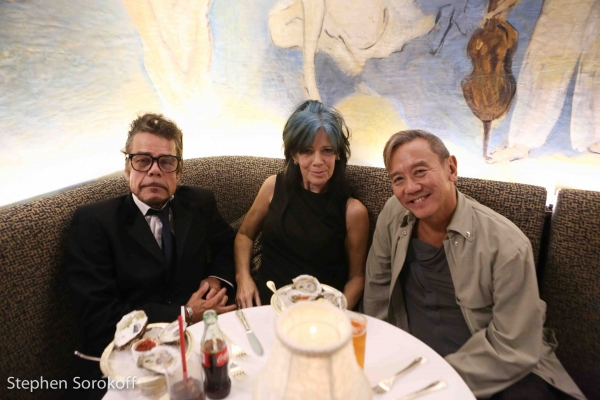 Buster Poindexter, Mara Hennessey, David Noh Photo