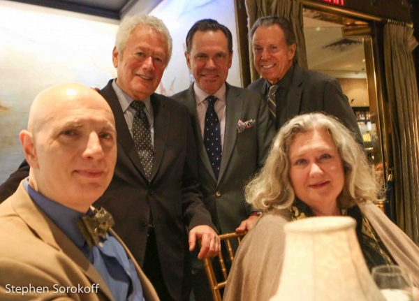 Will Friedwald, Stephen Sorokoff, Kurt Elling, Bill Boggs, Leslie Bennetts