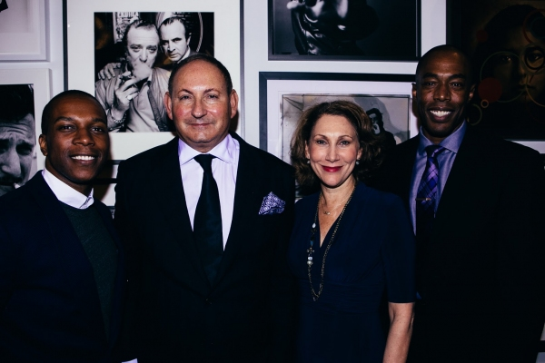 BWW Exclusive: Parlor Night Strikes Again with Michael McElroy, Broadway Inspirational Voices and Broadway's Finest!