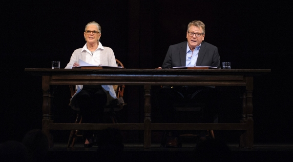 BWW Review: Charisma and Chemistry Abound Between Ali MacGraw and Ryan O'Neal in LOVE LETTERS