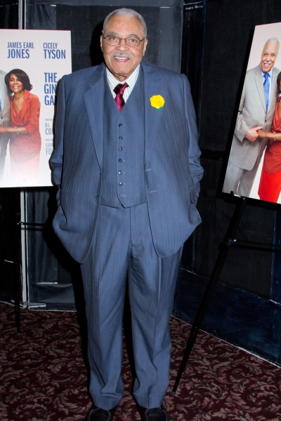 Photo Coverage: James Earl Jones and Cicely Tyson Celebrate Opening Night of THE GIN GAME!