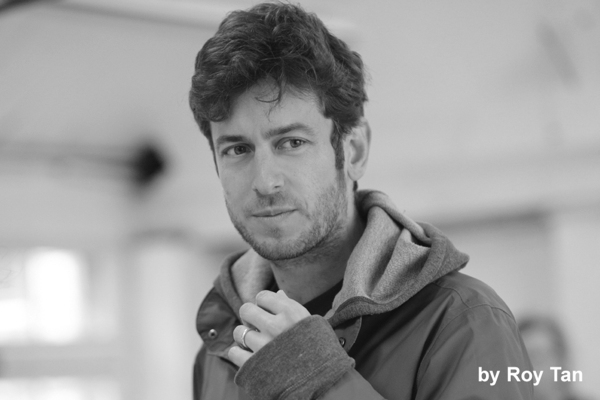 Photos: In Rehearsal as Sebastian Blunt Joins the Cast of GATSBY as it Heads to the West End This Month