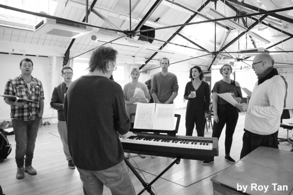Simon Bailey, Nick Pack, Joe Evans, Kim Medcalf, Sebastian Blunt, Matilda Sturridge,  Photo