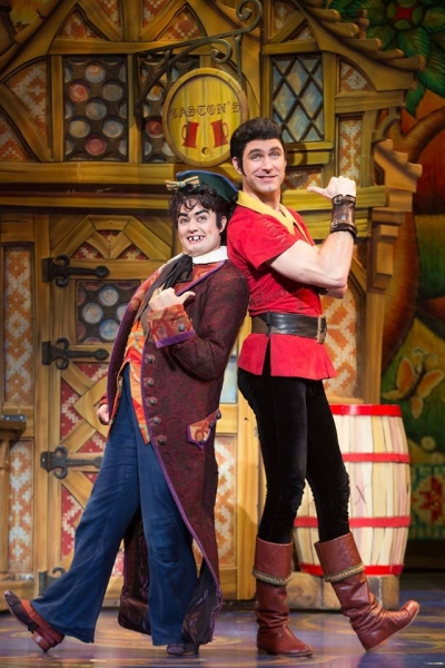 Photos: First Look at New Images of BEAUTY AND THE BEAST National Tour Featuring Brooke Quintana, Sam Hartley and More!