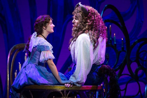 Photo Flash First Look At New Images Of Beauty And The