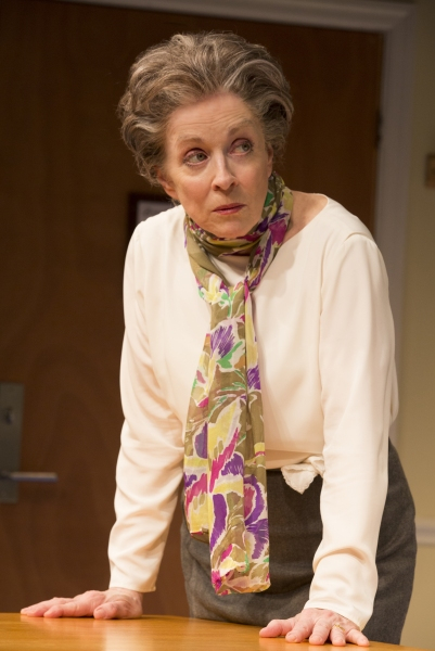 Photo Flash: First Look at Holland Taylor, Marylouse Burke, Rachel Dratch & More in MTC's RIPCORD