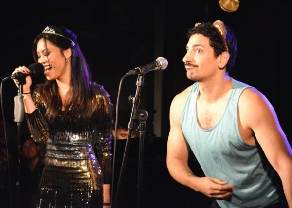 Photo Flash: EMOJILAND Premieres Two Additional Songs at Rockwell LA