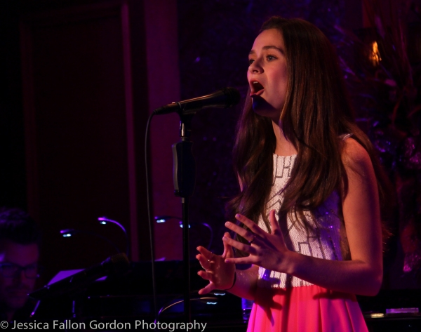 Exclusive Photos: Emerson Steele Brings ROLES I CAN'T PLAY to Feinstein's/54 Below!