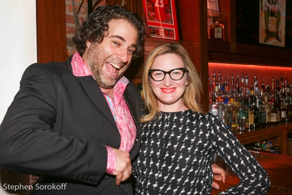 Michael Barakiva & Kelly Hutchinson Photo