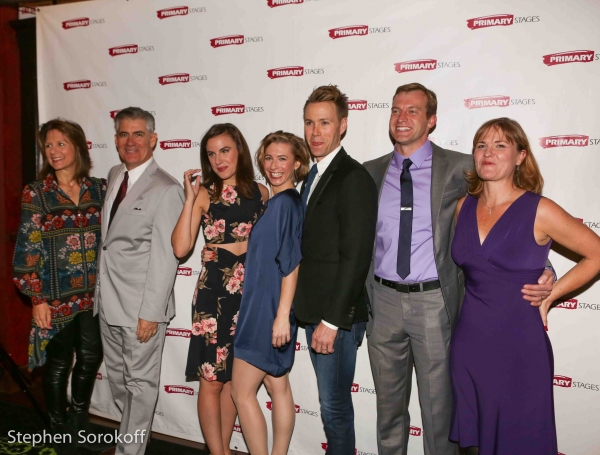 Photo Coverage: Inside Opening Night of Primary Stages' PERFECT ARRANGEMENT