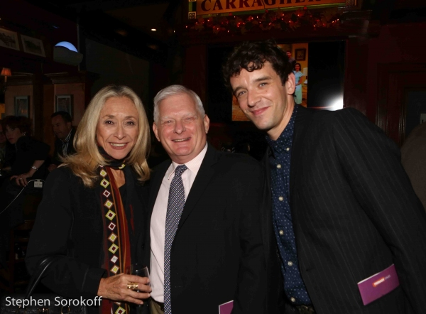 Eda Sorokoff, Ted Snowdon, Michael Urie