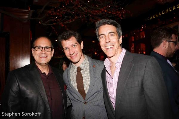 Dan Shaheen, Joseph Amodio, Joseph Thalken Photo