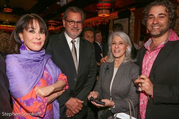 Catherine Adler, Alan Goodman, Jamie deRoy, Michael Barakiva Photo