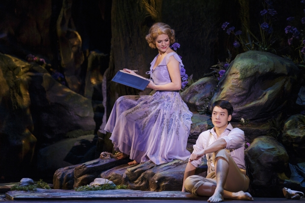 BWW Review: Heavy Handed WATERFALL at 5th Avenue a Cliché Mess