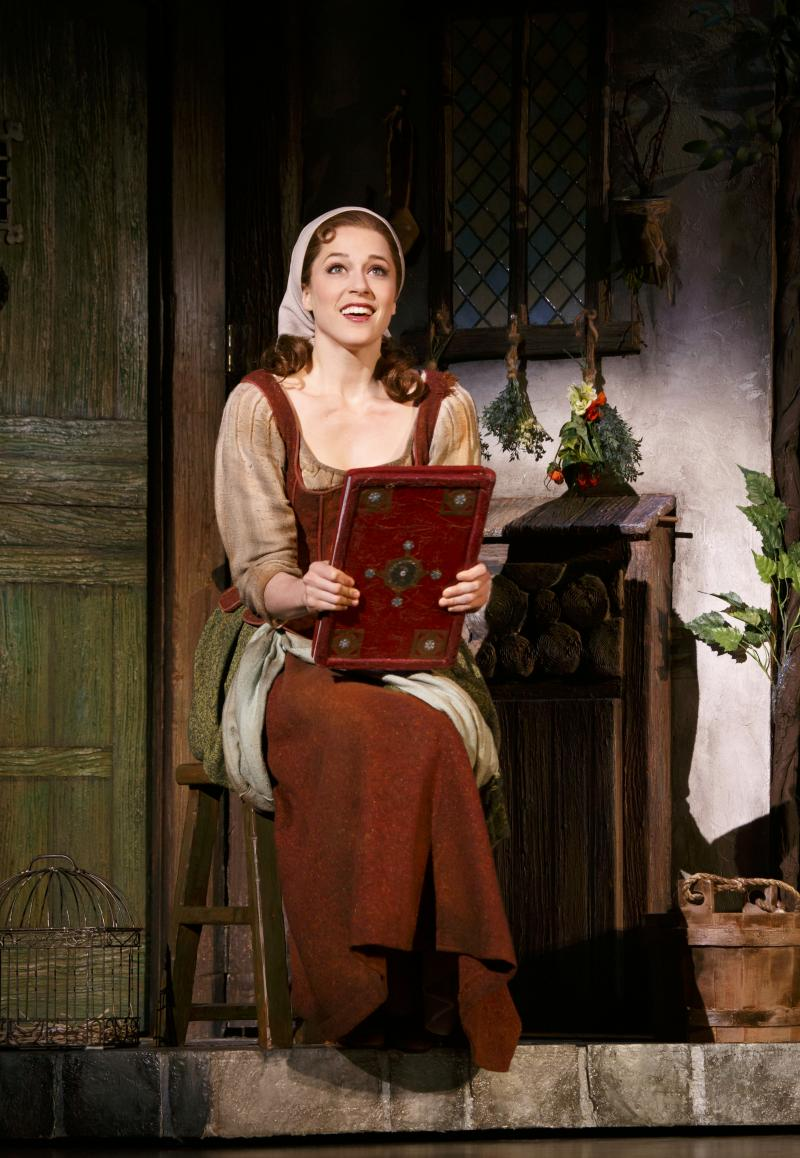 BWW Interviews: CINDERELLA's Blair Ross 'Comes Home' to Play 'Madame'