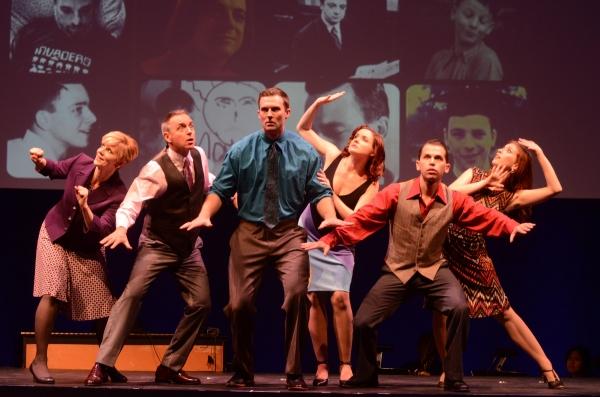 Photo Flash: First Look at the Los Angeles Premiere of SONDHEIM ON SONDHEIM at International City Theatre