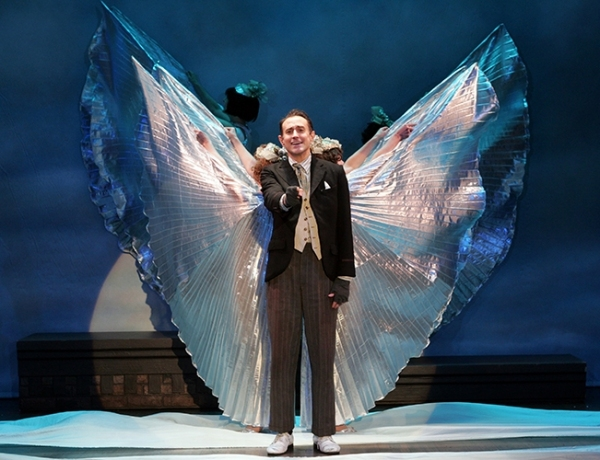 Photo Flash: First Look at Duke Lafoon, Ed Dixon, Josh Franklin, Kirsten Scott and More in Goodspeed's IT'S A WONDERFUL LIFE