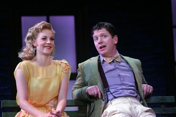Kirsten Scott and Duke Lafoon