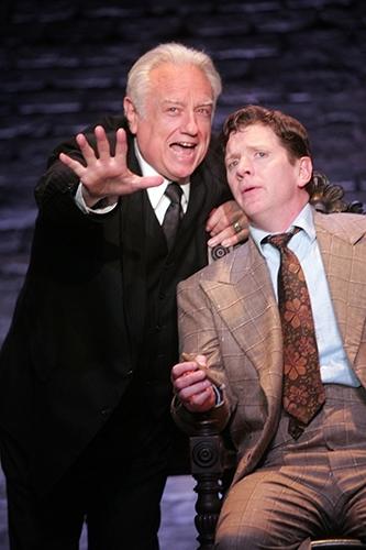 Ed Dixon and Duke Lafoon Photo