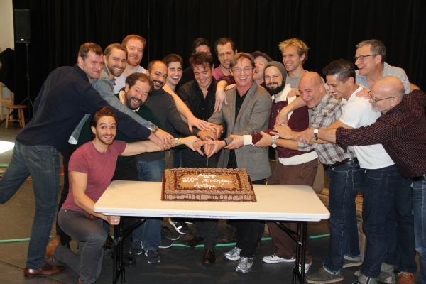 The cast of Signature''s INCIDENT AT VICHY celebrates Arthur Miller''s 100th birthday.