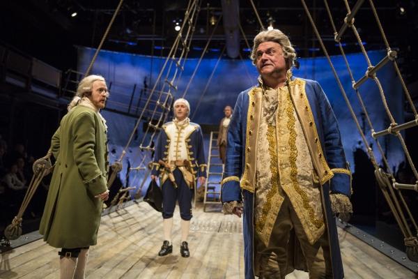 Andrew White, Philip R. Smith and Matt DeCaro Photo