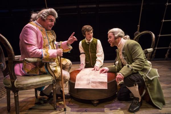 Matt DeCaro, John Babbo and Andrew White