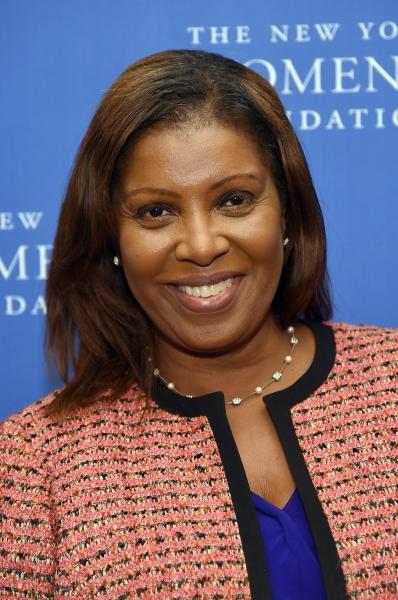 New York City Public Advocate Letitia James  Photo