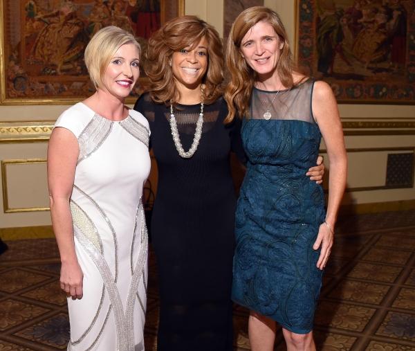 Photo Flash: NYWF Gala Honors FUN HOME's Lisa Kron and Jeanine Tesori