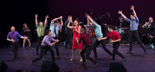 Photo Flash: Damon Kirsche, Lee Roy Reams, Vivian Reed, Karen Ziemba and More in Fred Barton's 'AMERICAN SHOWSTOPPERS'