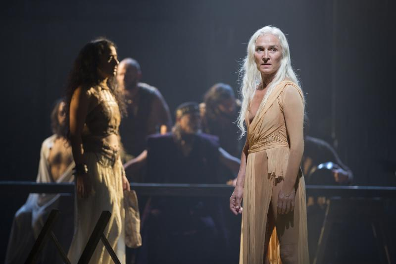BWW Review: Stunning and Provocative SALOME at the Shakespeare Theatre Company