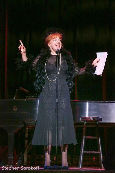 Photo Coverage: Final Night of the Cabaret Convention Celebrates Marvin Hamlisch & Vernon Duke