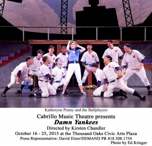 Photo Flash: DAMN YANKEES at Cabrillo Music Theatre