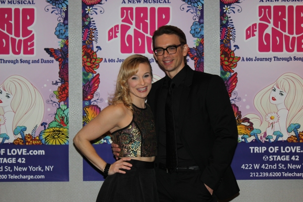 Photo Coverage: Go Inside Opening Night of New Dance Musical, TRIP OF LOVE!