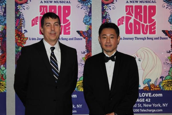 James Wakski and Makoto Deguchi