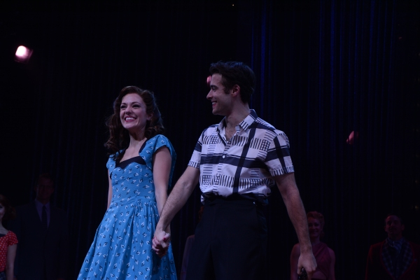 Photo Coverage: THE BANDSTAND Cast Takes Opening Night Bows at Paper Mill Playhouse!