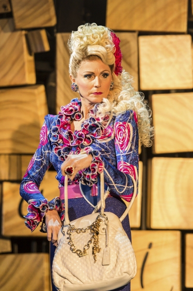 Photo Flash: First Look at Michael Begley, Miria Parvin, Rebecca Thornhill & More in RSC's MATILDA THE MUSICAL