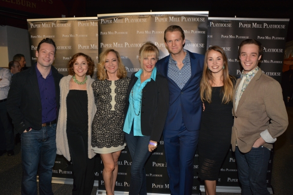 Photo Coverage: Laura Osnes, Corey Cott & More Are Swingin' Back to the 40s for Opening Night of THE BANDSTAND